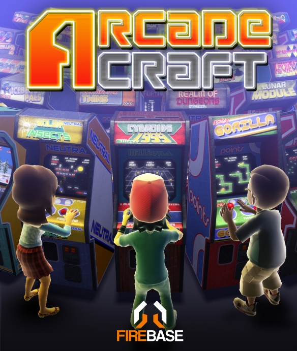 ArcadeCraftCover