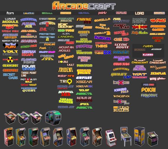ArcadecraftLogos